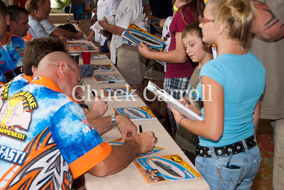 Meet & Greet Who's In The Drivers Seat  - Suncoast Charities for Children -  Suncoast Super Boat Grand Prix Festival  - Sarasota, Florida