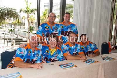Meet & Greet Who's In The Drivers Seat  - Suncoast Charities for Children -  Suncoast Super Boat Grand Prix Festival  - Sarasota, Florida