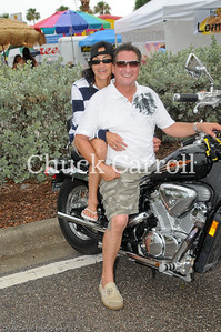 """Suncoast Grand Prix   --  Motorcycle """"Speed Card"""" Ride July 3, 2010   --  HOOTERS Girls"""
