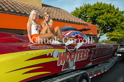 Sarasota Powerboat Grand Prix - Hooters Sarasota - June 26, 2015  - Suncoast Charities for Children