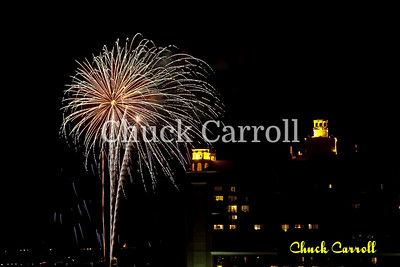 Suncoast July 4th Fireworks 2012