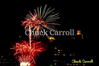 Suncoast July 4th Fireworks 2012