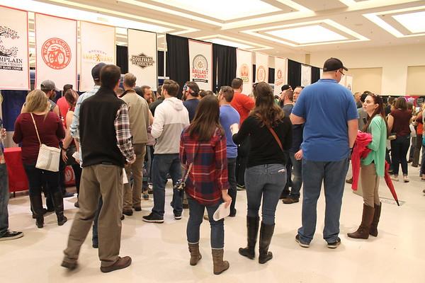 Saratoga Beer Summit 2017