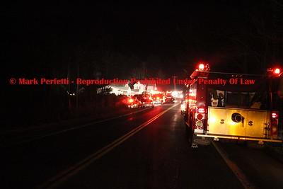 Saratoga County Fire 2009
