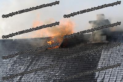 Saratoga County Fire 2010