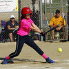 STAN HUDY - SHUDY@DIGITALFIRSTMEDIA.COM<br /> Saratoga Miss Thunder Red 10U - Katlyn Harrington