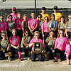STAN HUDY - SHUDY@DIGITALFIRSTMEDIA.COM<br /> Saratoga Miss Thunder Red 10U (pink) and Classie Lassies Boom (yellow)