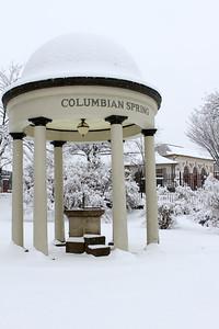 Columbian Spring