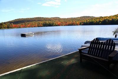 Whittaker Lake / The Adirondacks / 2009 Autumn