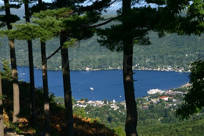 Lake George South / The Adirondack Region, NY / 2007 Summer
