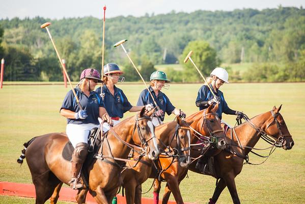 Women's Tournament . Saratoga Polo