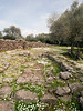 large temple area at Serra Orios bronze age settlement, Sardegna<br /> <br /> Olympus E-600 & Zuiko 12-60mm/2.8-4.0