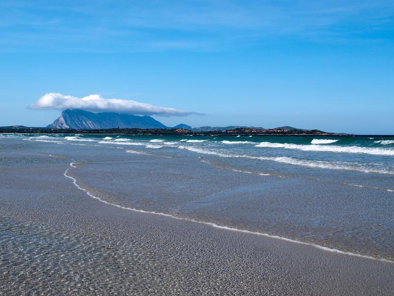 La Cinta, Isola Tavolara in background, eastern Sardinia<br /> Olympus E-420 & Zuiko 12-60mm/2.8-4.0