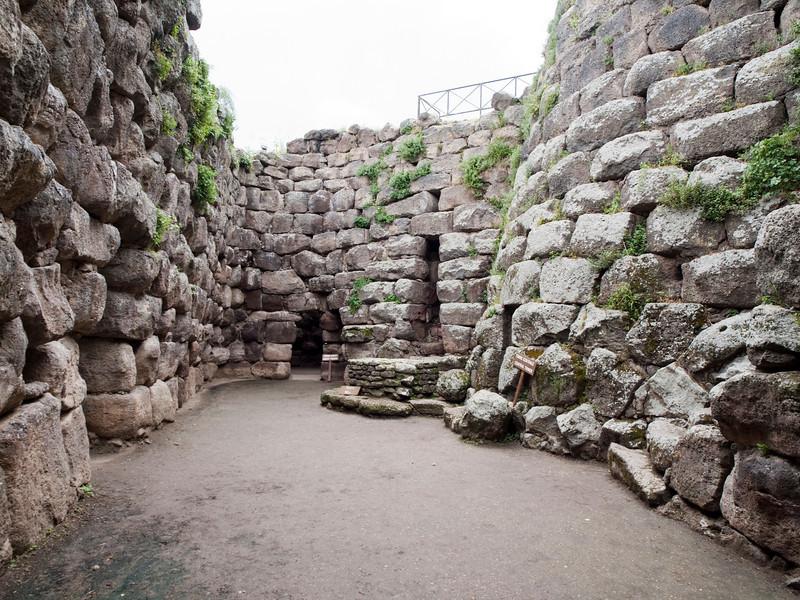 courtyard of the Santu Antine nuraghic complex, near Torralba<br /> <br /> Olympus E-600 & Zuiko 12-60mm/2.8-4.0