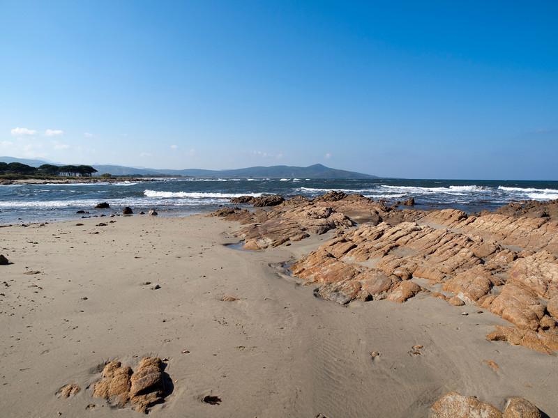 coast near La Caletta<br /> <br /> Olympus E-600 & Zuiko 12-60mm/2.8-4.0