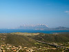 view of Isla Tavolara from the Cabu Abbas nuraghic complex, Olbia<br /> <br /> Olympus E-600 & Zuiko 12-60mm/2.8-4.0