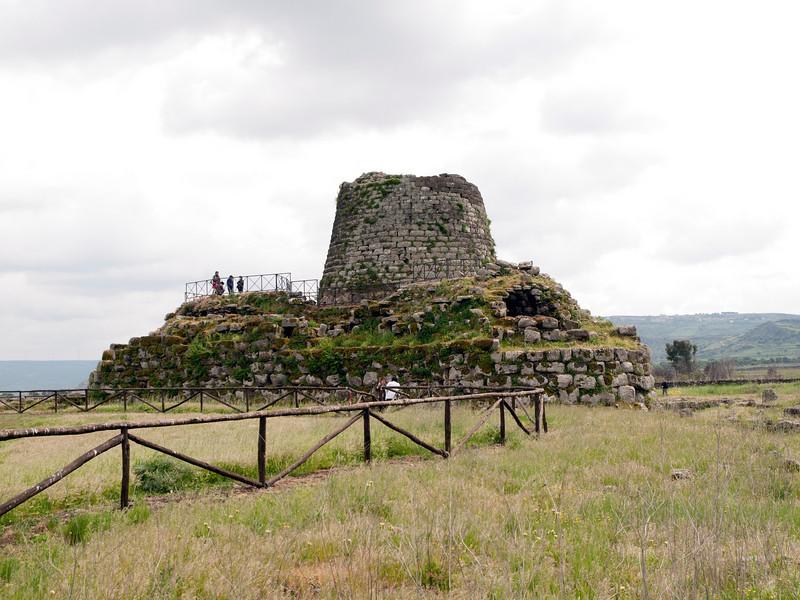 Santu Antine nuraghic complex, near Torralba<br /> <br /> Olympus E-600 & Zuiko 12-60mm/2.8-4.0