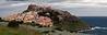 Castel Sardo, Sardinia<br /> 3 image stitch, Olympus E-420 / Zuiko 12-60mm/2.8-4.0