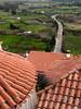 Roofs, Posada old town , Sardinia<br /> Olympus E-420 & Zuiko 12-60mm/2.8-4.0