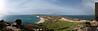 Capo San Marco, Sini Peninsula, southernmost tip near Tharros, western Sardinia, looking North<br /> 5 image stitch, Olympus E-420 & Zuiko 12-60mm/2.8-4.0