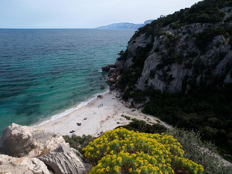 Cala Fuili, near Cala Gonone, eastern Sardinia<br /> Olympus E-420 & Zuiko 12-60mm/2.8-4.0