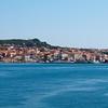 Sardinia, Italy: La Maddalena island, cityscape - Sardegna, L'isola della Maddalena