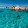 Archipelago of La Maddalena - Budelli Island, piscine.