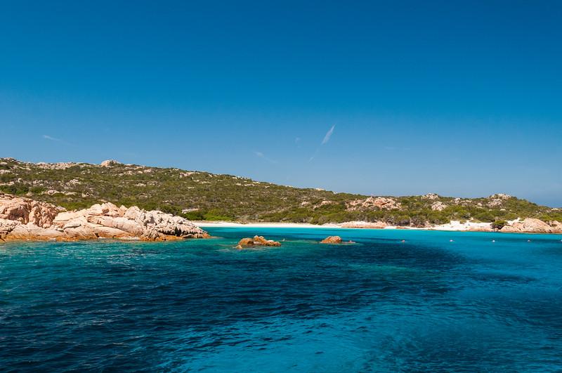 Archipelago of La Maddalena - Budelli Island, Spiaggia Rosa.