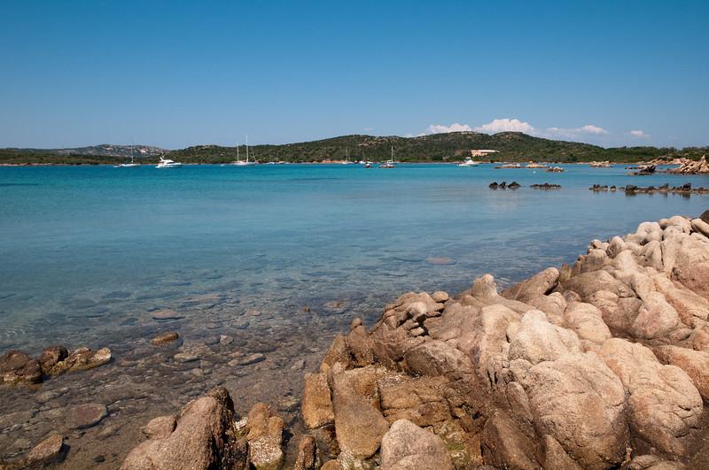 Sardinia, Italy: Caprera island - Isola di Caprera, facente parte dell'arcipelago della Maddalena