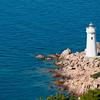 Sardinia, Italy: Palau: Lighthouse of Capo d'Orso - Sardegna, Palau: faro di Capo d'Orso