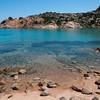 Sardinia, Italy, La maddalena Island. The beautiful bay of Cala Spalmatore