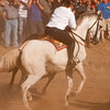 06.07.11 - Sedilo, Sardinia, Italy: Ardia Festival. The Ardia is one of the most important traditional events of Sardinia, a ritual horse race which envolve over 100 brave horsemen every year on 6 and 7 of july - (ITA) Sedilo: l'Ardia di San Costantino, sfrenata corsa a cavallo fatta in onore di San Costantino, che si svolge ogni anno a Sedilo il 6 e il 7 luglio.