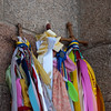 Olbia, 15.05.2012. Festa di San Simplicio, Patrono di Olbia e della Gallura. Un momento della processione lungo le vie della citta', alla quale partecipano numerosi gruppi in costume tradizionale provenienti da tutta la Sardegna.