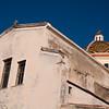 Sardinia, Italy, Alghero: San Michele  church - Sardegna, Alghero, chiesa di San Michele