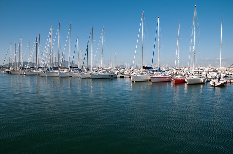Alghero, porto turistico