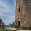 Alghero: baia di Porto Conte - una delle torri che sono presenti sulla costa