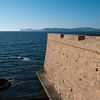 Sardinia, Italy, Alghero: ramparts of the old town  - Sardegna, Alghero, bastioni del centro storico