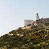 Alghero, faro di Capo Caccia. Lighthouse of Capo Caccia.