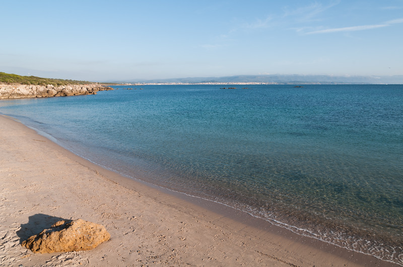 Alghero, spiaggia il Lazzaretto