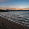 Baja Sardinia, Golfo di Cannigione. Spiaggia Tre Monti.