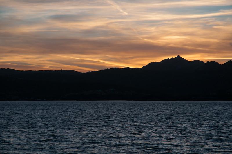 Baja Sardinia, Golfo di Cannigione.