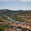 Sardinia, Italy: view of Bosa - Sardegna,  Bosa: veduta della città
