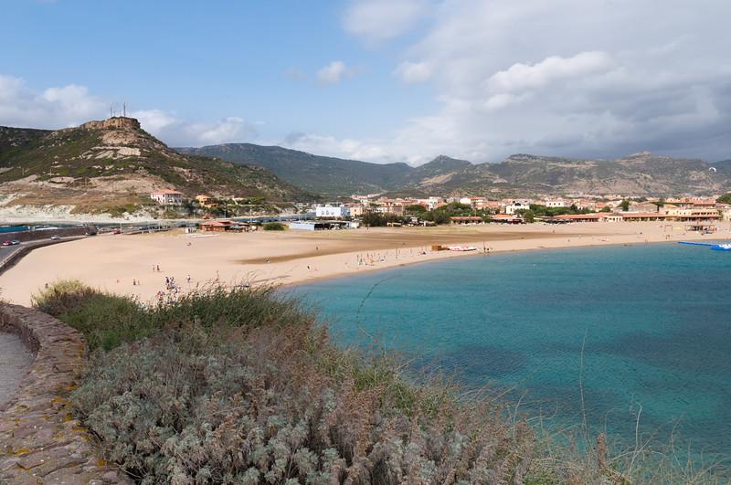 Bosa, spiaggia di Bosa Marina