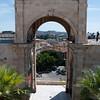 Cagliari: bastione di S. Remy