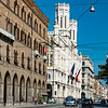 Cagliari, Via Roma. 6 Giugno 2013