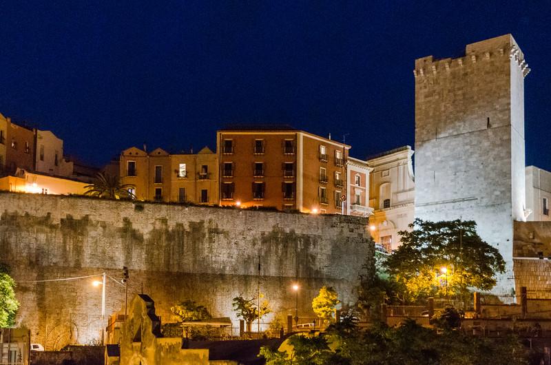 6 Giugno 2013 - Cagliari, Bastione Santa Croce e Torre dell'Elefante