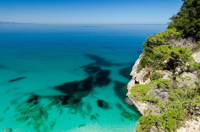 Cala Goloritze', a beautiful bay located in the Ogliastra region, on the Gulf Of Orosei, in the central-eastern coast of Sardinia.