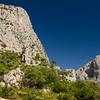 Mountains of  Ogliastra region, on the Gulf Of Orosei, in the central-eastern coast of Sardinia.