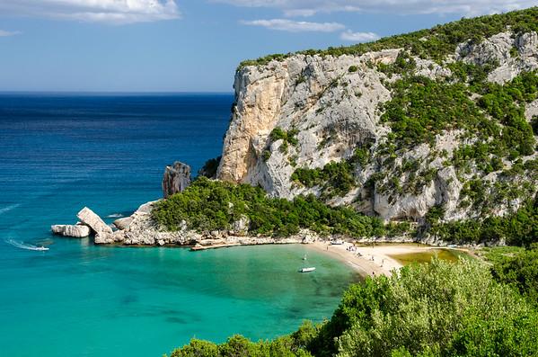 Sardinia: Cala Luna