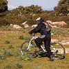 Mountain Bike nella Giara di Gesturi.